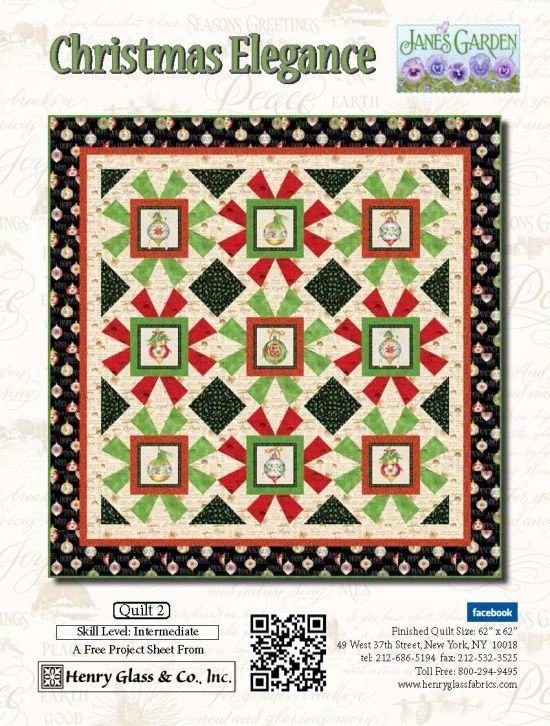 53 best Henry Glass: Latest Free Projects images on Pinterest ... : quilting catalogs free - Adamdwight.com