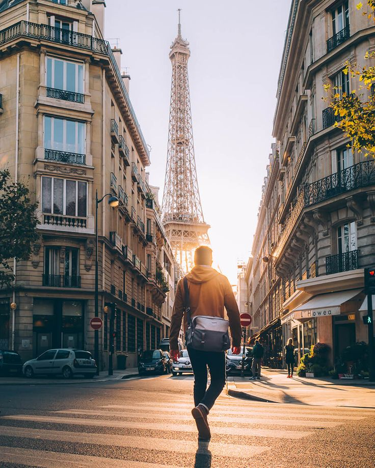 Manfrotto Windsor Reporter in Paris with Olivier Wong
