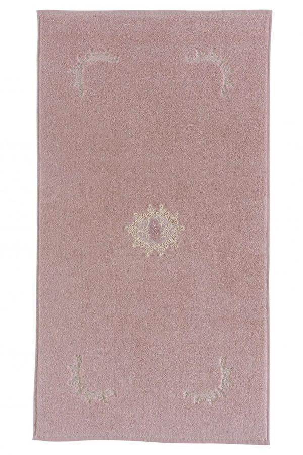 Łazienkowy frotte dywanik DESTAN 50x90cm we francuskim stylu.