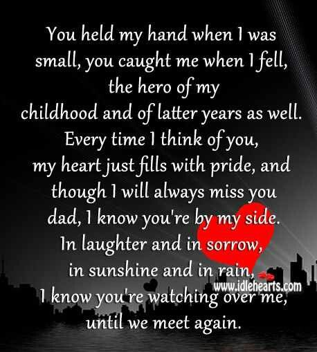 For my Dad 5/17/16 - 7/29/92                                                                                                                                                     More