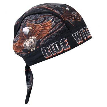 Fejkendő, Ride with Pride, sas - eagle headkerchief