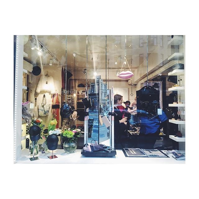 "The store."" Between"" Design Ulrika Olofsson & Louise Bankander"