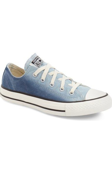 Chuck Taylor® All Star® 'Sunset Wash' Low Top Sneaker (Women)
