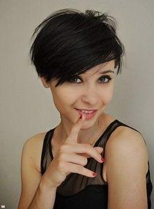 Zobacz zdjęcie Fryzury na krótkie włosy zdjęcia.