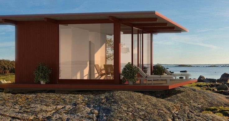 Construcciones modulares modular homes pinterest house house - Casas de madera y mas com ...