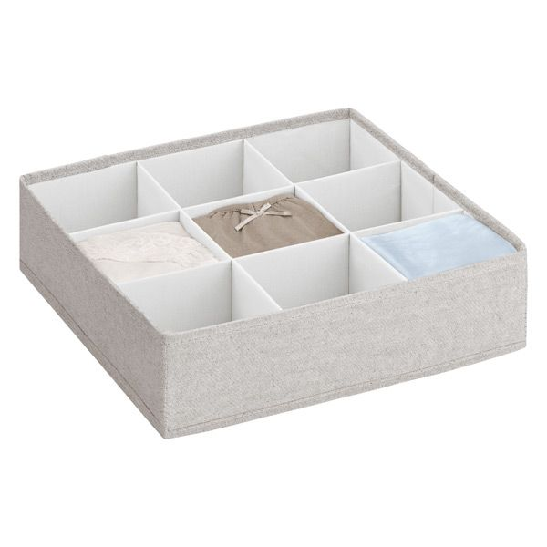 Twill Drawer Organizers | The Container Store