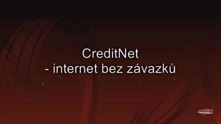 levný internet www.creditnet.cz