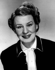 Shirley Booth (August 30, 1898 – October 16, 1992) was an American actress. Primarily a theater actress, Booth's Broadway career began in 1925 From 1961 until 1966, she played the title role in the sitcom Hazel, for which she won two Emmy Awards, and was acclaimed for her performance in the 1966 television production of The Glass Menagerie. She retired in 1974.