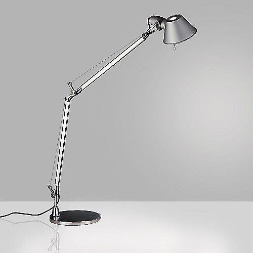 Tolomeo Classic Table Lamp | Table lamp, Aluminum table, Table