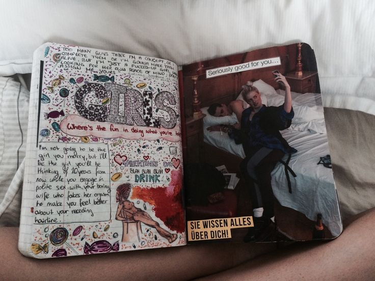 "druffies: ""Tb to my old journal and some interesting times """