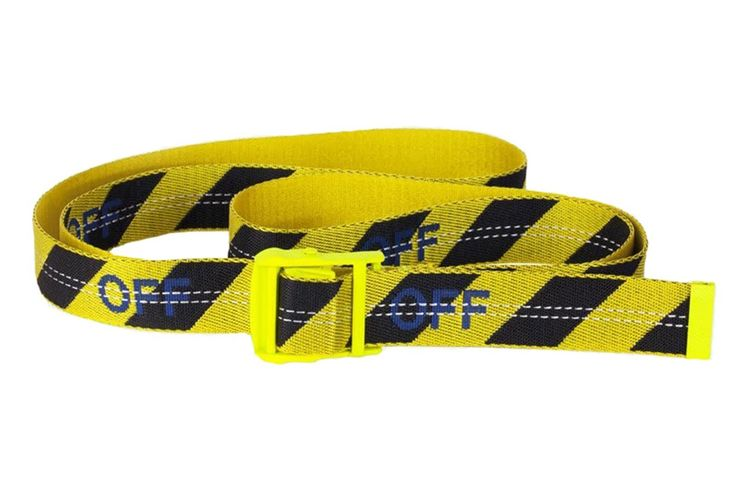 "Off-White™ Just Released New ""Industrial Belts"" Online"