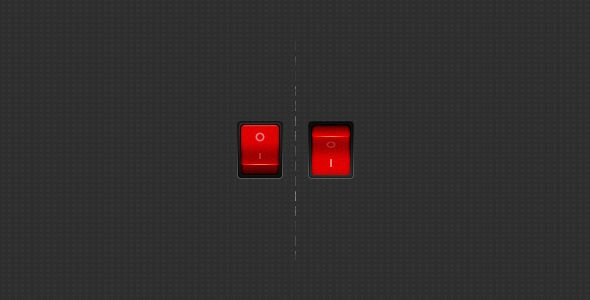 UI representation of switches