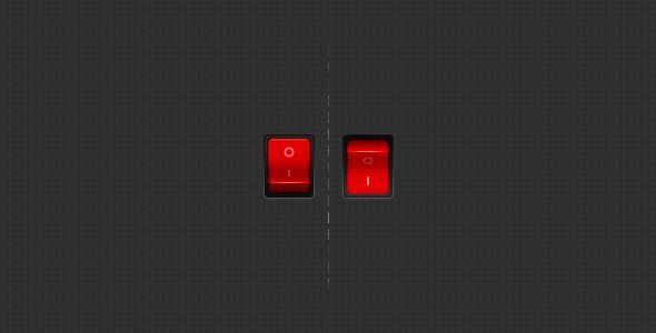 UI representation of switches
