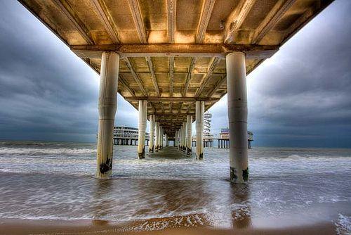 Pier Scheveningen Beach