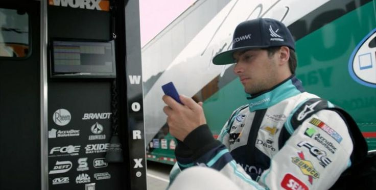 This article examines the role that mobile technology is playing in today's professional sports. With a close look into NASCAR Driver Nelson Piquet Jr.'s Technology Edge used today.