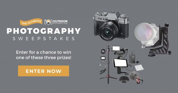 Ultimate Photography Sweepstakes