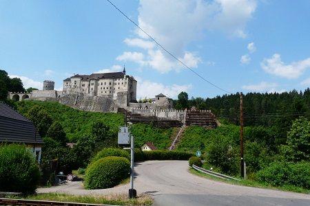 Tip na prázdninový výlet - Český Šternberk