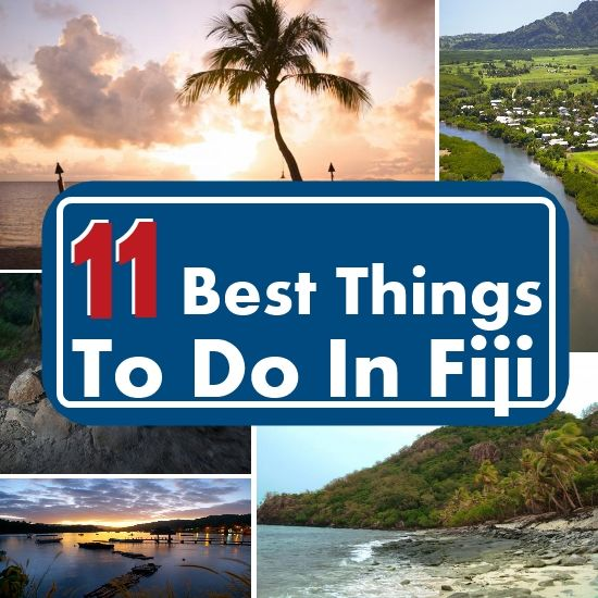 11 Things to do in Fiji – A Paradise on Earth #PinUpLive