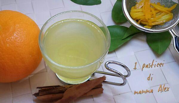Tisana+arancia+e+cannella