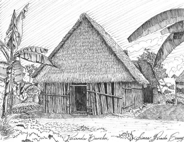 Historia dibujada de la arquitectura en Colombia