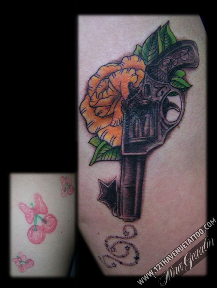 hook up tattoo gun Guns ammo news and resources we've collected the 30 best hunting tattoos the internet has to offer and put them all the silhouette of a raccoon treed up.