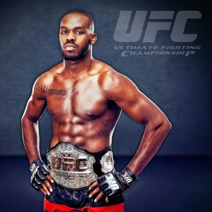 """Jon """"Bones"""" Jones UFC 145"""