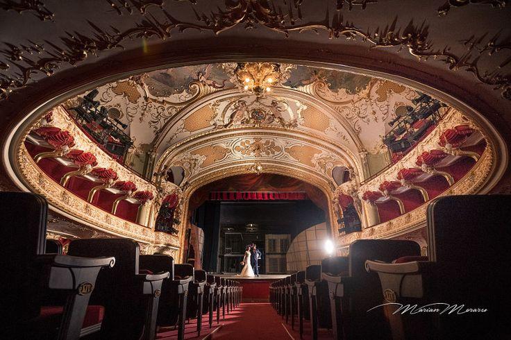 Wedding theater by Marian Moraru  (filmmari)