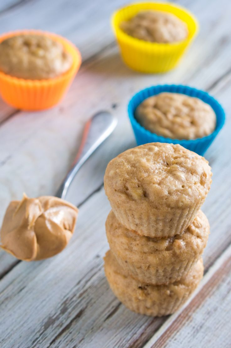 Healthy Peanut Butter Banana Muffins Recipe Weight Watchers