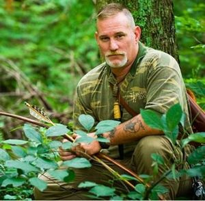 Dave Canterbury, survival expert and co host of Discovery channel's Dual Survival and founder of the Pathfinder school shows us how to create an ancient hunting tool,