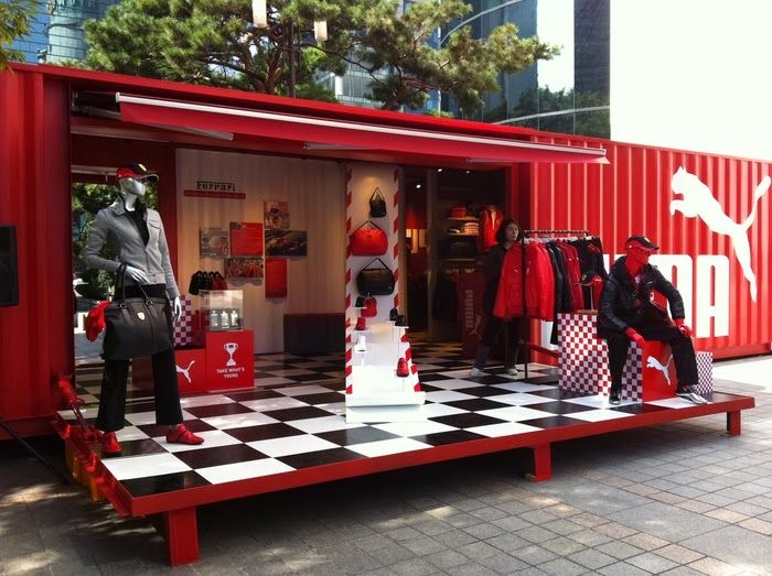 puma shipping container - Google Search