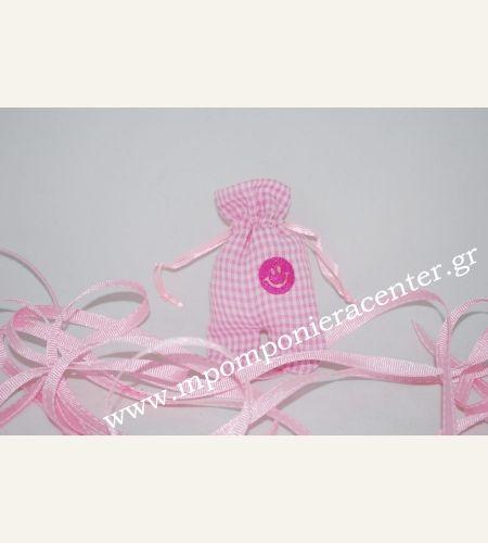 Κέρασμα γέννας φορμίτσα ροζ