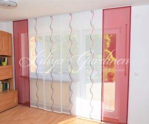 Schne Wohnzimmer Gardinen Nach Mass Wir Gestallten Ihr Fenster Individuell Modernes Design Ist