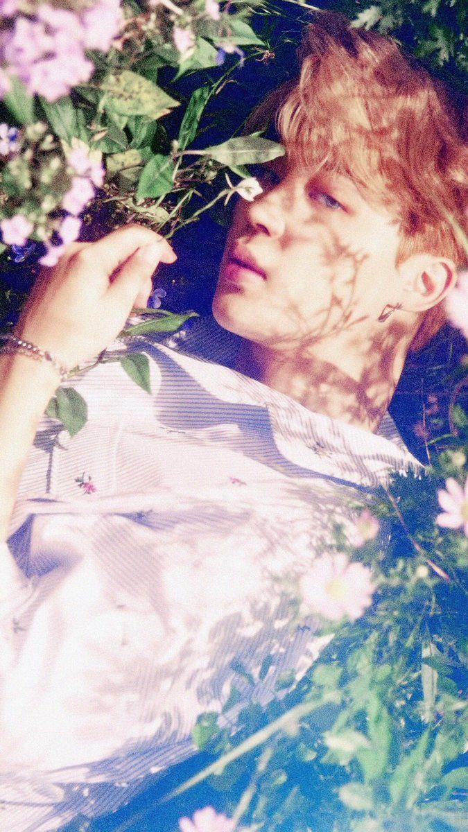 Quando a criatura é  linda demais #BTS #방탄소년단 #LOVE_YOURSELF 承 'Her' Concept