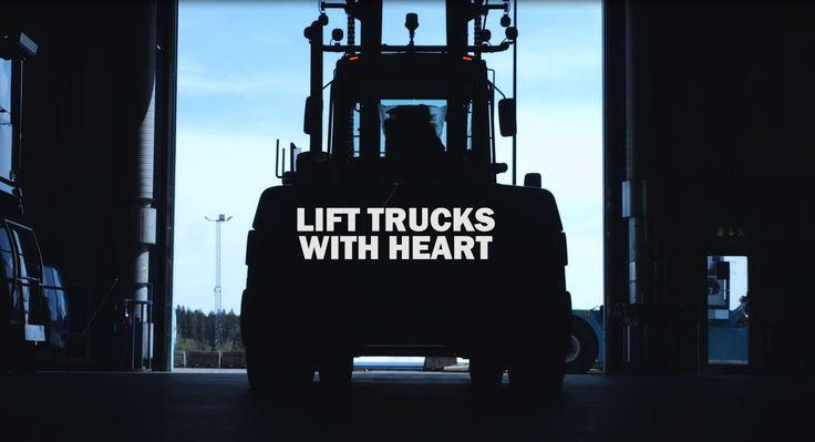 Lift Trucks With Heart