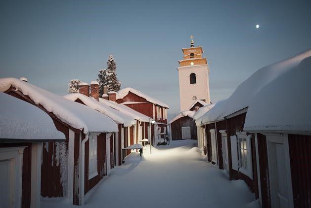 Gammelstad Church Town, Luleå