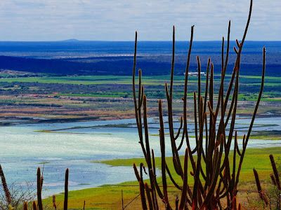 Vale do são Francisco, Lago do Sobradinho, Bahia, Brasil. A beleza e a força do Nordeste e do semi árido baiano. foto: lago do sobradinho.