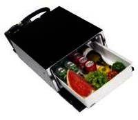 Kjøller: Køleskabe og bokse