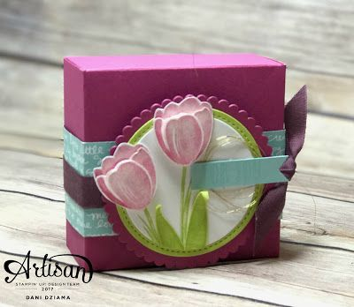 Dani's Thoughtful Corner: Stampin' UP! Artisan Design Team Blog Hop- Display Stamper Day 2
