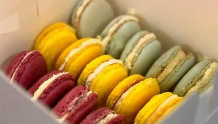 Best Macaroon Cookies | Lorraine Pascale - Lorraine's Fast, Fresh and Easy Food - CookingChannelTV.com