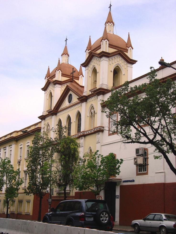 ✿⊱♥ Hospital Santa Casa de Misericórdia, Porto Alegre, Rio Grande do Sul, Brasil. Site: http://www.santacasa.org.br/pt
