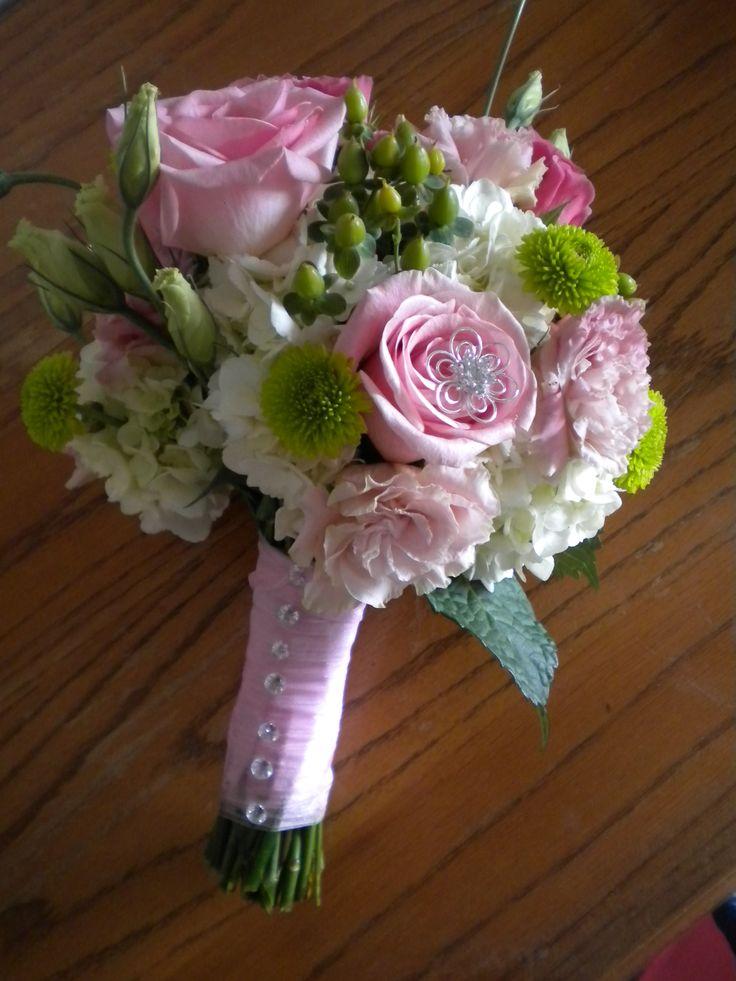159 best pink green wedding inspiration images on pinterest pink n green wedding flower mightylinksfo