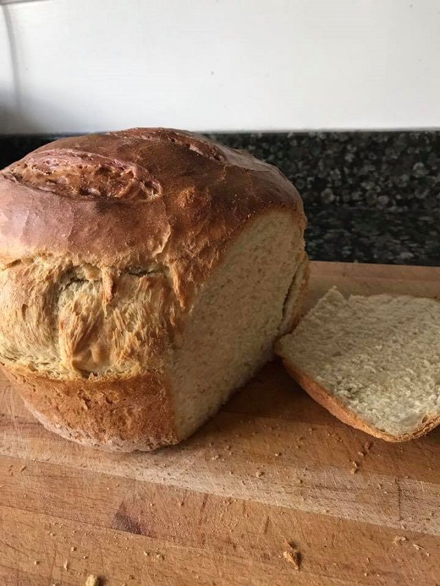 Ma kenyeret sütöttem, nagyon könnyű, bátran fogjatok hozzá ti is! - Egyszerű Gyors Receptek