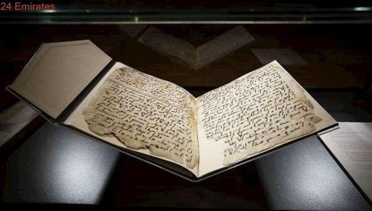 Birmingham Quran digital exhibit in UAE for first time