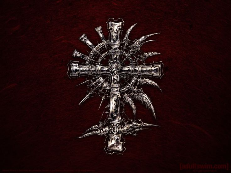 Trinity Blood - cross