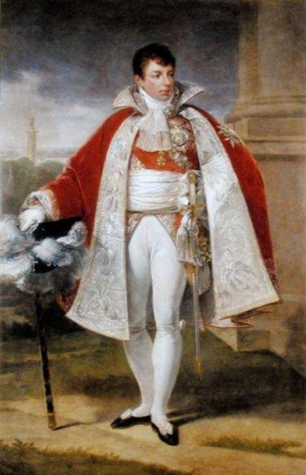 Général Géraud Duroc, Grand Maréchal du Palais, duc de Frioul (1772-1813)