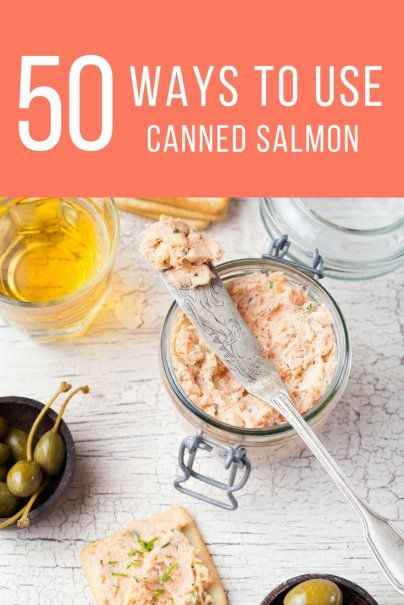 50 Ways to Use Canned Salmon | Clever Homemade Recipes | Healthy Homecooking | Family Meal Planning