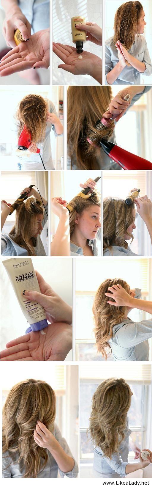 Everyday Curls