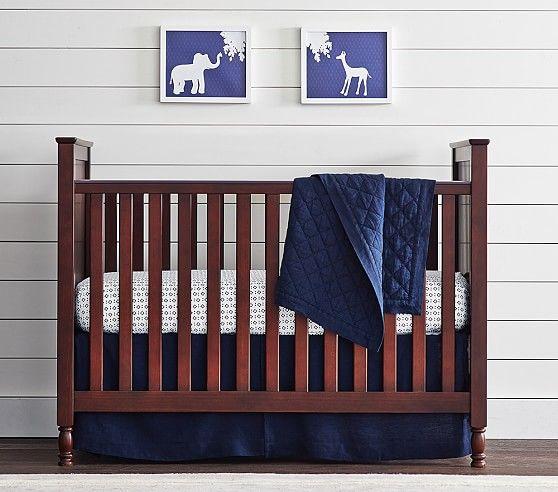 Catalina Cottage Crib | Pottery Barn Kids | Cribs, Baby ...