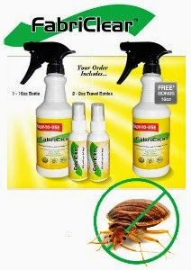 how to get rid of bed bugs with household products