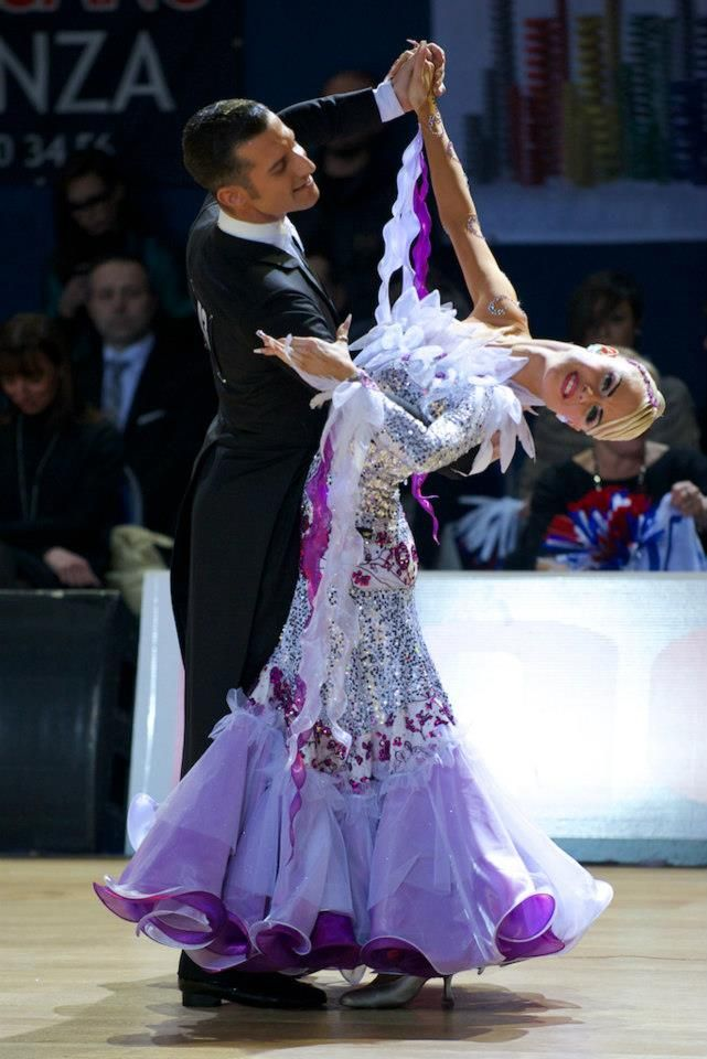 Paolo Bosco & Joanne Clifton - WDSF Professional Division World Championships 2013, 2nd place